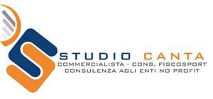 Logo Studio Canta (con scritta)