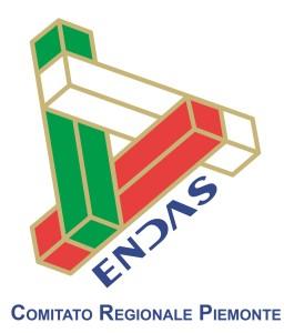 Logo nuovo ENDAS - Comitato Reg. Piemonte