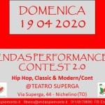 ENDAS PERFORMANCE 2020 - Volantino